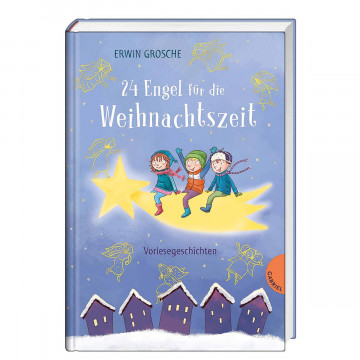 24 Engel für die Weihnachtszeit
