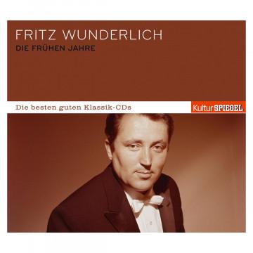 CD »Fritz Wunderlich: Die frühen Jahre«