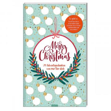 Adventskalender »Merry Christmas«