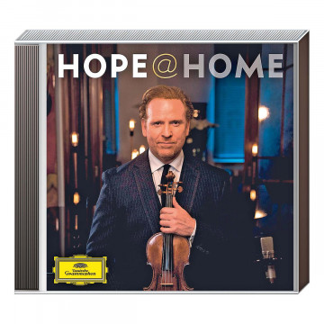 CD »Hope at Home«