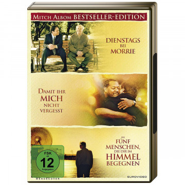 3 DVDs »Mitch Albom-Edition«