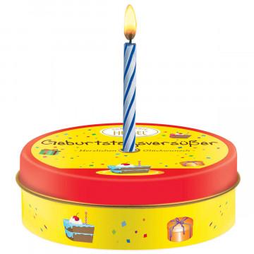 Pralinendose »Geburtstagsversüßer«