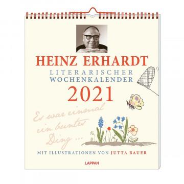 Wandkalender »Heinz Erhardt 2021«