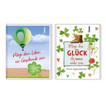 2er-Set »Irische Wünsche«