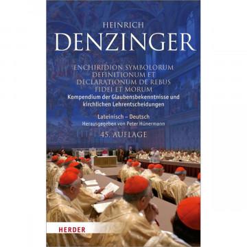 Kompendium der Glaubensbekenntnisse und kirchlichen Lehrentscheidungen. Enchiridion symbolorum defin