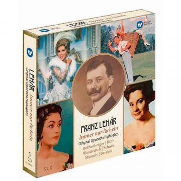 Franz Lehár - Immer nur lächeln