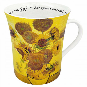 Tasse »Sonnenblumen«