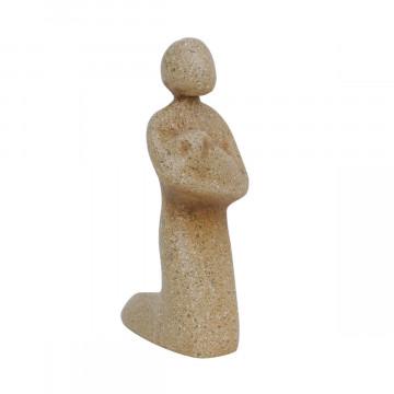 Hirte, kniend, mit Lamm auf dem Arm (1 Stück)