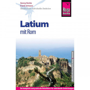 Reise Know-How Latium mit Rom