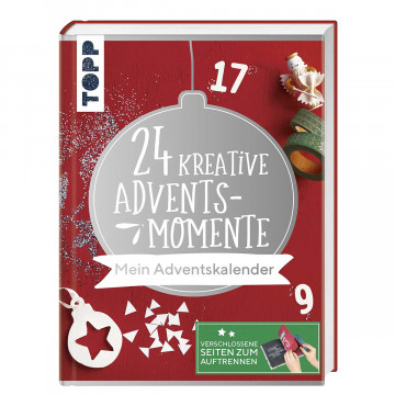 24 kreative Adventsmomente