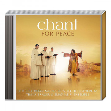 CD »Chant for Peace«