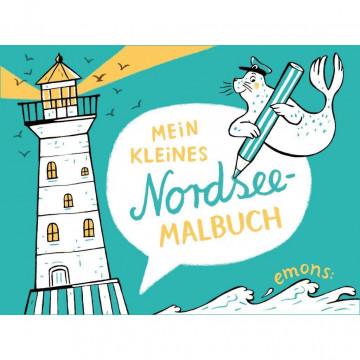 Mein kleines Nordsee-Malbuch