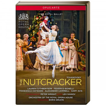 DVD »The Nutcracker«