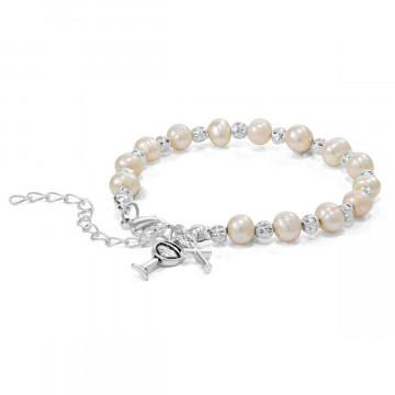 Perlenarmband »Gottes Segen zur Erstkommunion«
