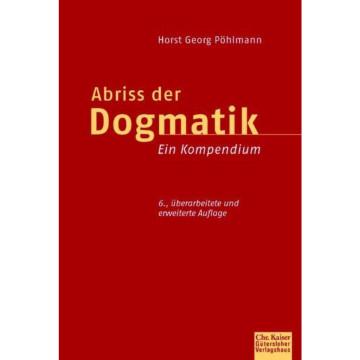 Abriß der Dogmatik