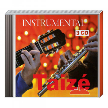 3 CDs: »Instrumental Taizé«