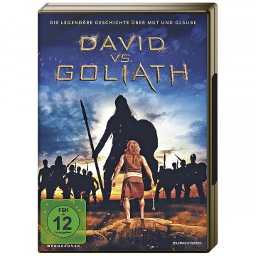 DVD: »David vs. Goliath«