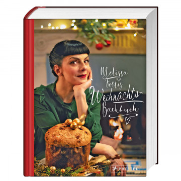Melissa Fortis Weihnachts-Backbuch