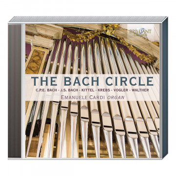 CD »The Bach Circle«