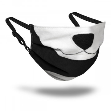 Gesichtsmaske »Panda«