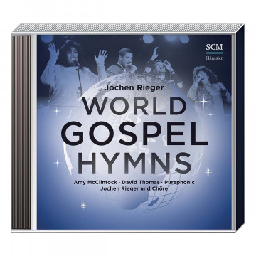 CD »World Gospel Hymns«