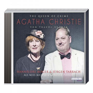 Hörbuch: The Queen of Crime: Agatha Christie