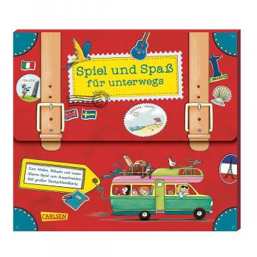 Buch-Set »Spiel und Spaß für unterwegs«