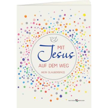 Mit Jesus auf dem Weg (1 Stück)