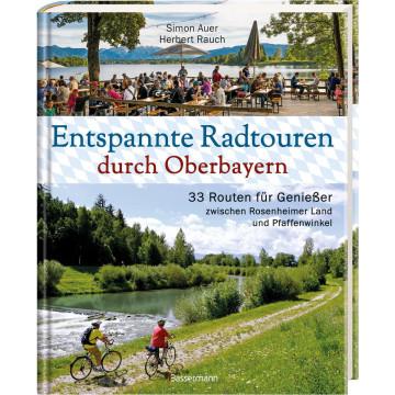 Entspannte Radtouren durch Oberbayern