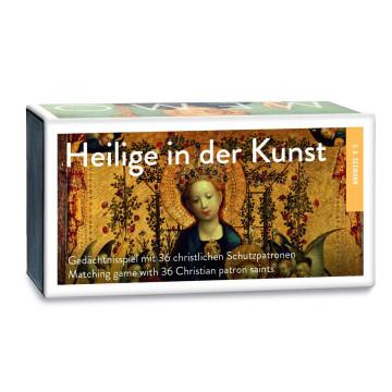 Memo-Spiel »Heilige in der Kunst«