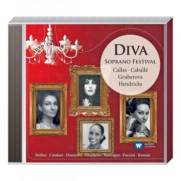 CD »Diva Soprano Festival«