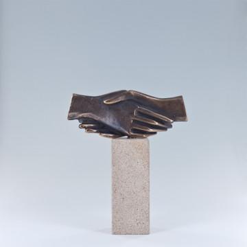 Handzeichen: Gemeinsam (1 Stück)