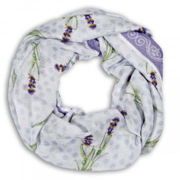 Schlauchschal »Lavendel«