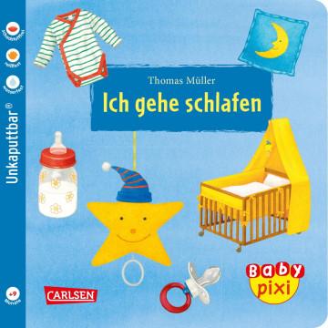 Baby Pixi (unkaputtbar) 51: VE 5 Ich gehe schlafen (5 Exemplare)