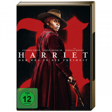 DVD »Harriet«