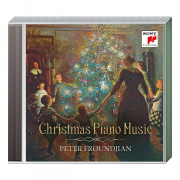 CD »Christmas Piano Music«